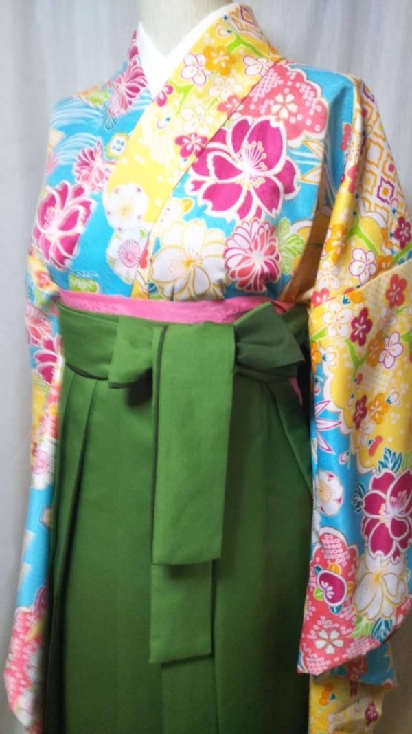 持ち込み着物袴の着付け受付中 さくらベール浅草店サムネイル