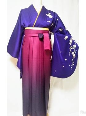 ★G-115 卒業式袴フルレンタル¥33000・浅草店着付け¥6900サムネイル