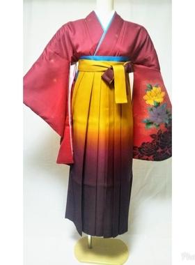 ★G-116 卒業式袴フルレンタル¥33000・浅草店着付け¥6900サムネイル