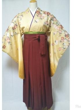 ★G-117 卒業式袴フルレンタル¥33000・浅草店着付け¥6900サムネイル