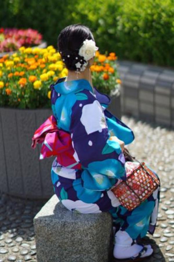 東京湾納涼船浴衣で!レンタル浴衣・着付けヘアアレンジ受付中サムネイル