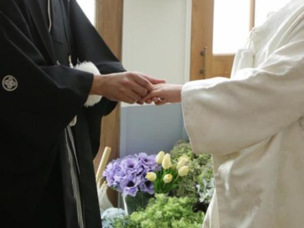 和装結婚式の御仕度は、浅草雷門さくらベール浅草店へ♪サムネイル